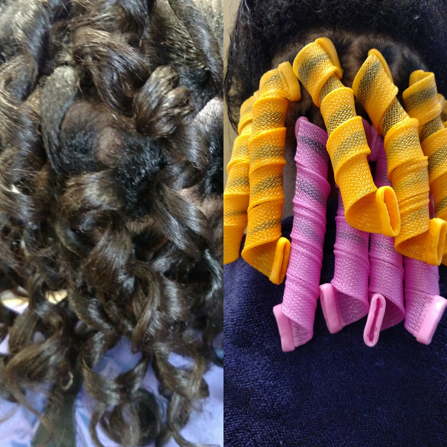 Don T Get It Twisted Curlformers Lacers Flexi Rods Perm