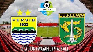 14 Pemain Absen di Laga Persib vs Persebaya 20 Oktober 2018