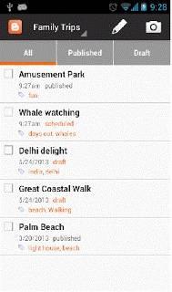 Blogger, Wordpress, Blog Apps, Online Store GPS