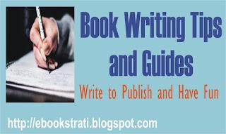book writing tips and guides on publishing through Amazon kindle direct publishing