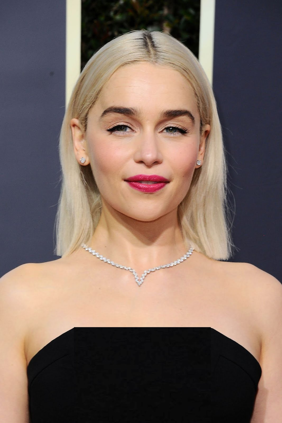 HOT Photos of Emilia Clarke At 75Th Annual Golden Globe Awards In Beverly Hills
