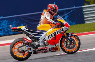 Ingin Gaji Lebih Tinggi, Marquez Coba Ancam Tinggalkan Repsol Honda