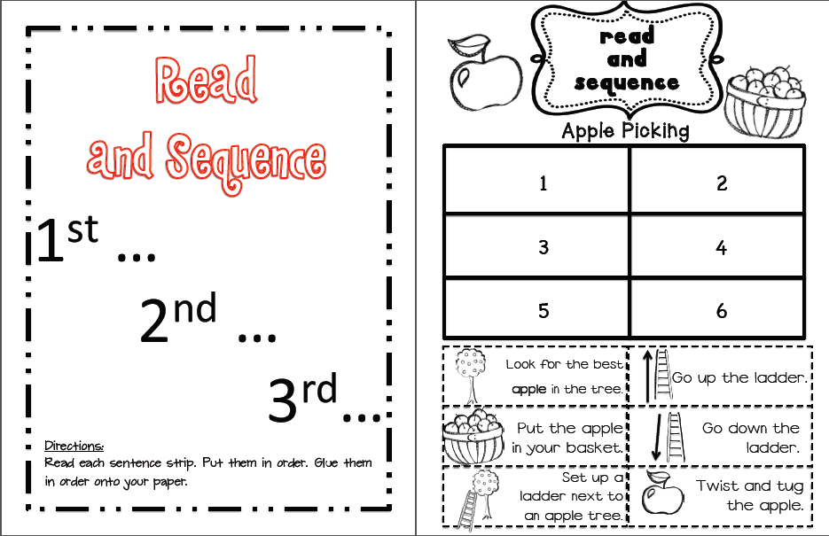 Sarah's First Grade Snippets: September Literacy Centers