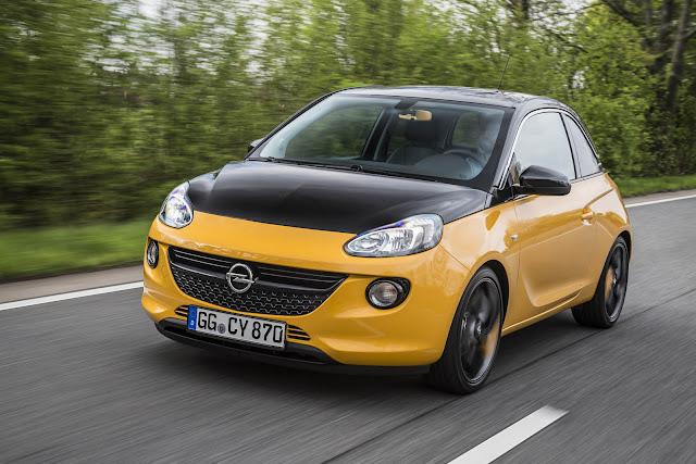 2017 Opel Adam Black Jack - #Opel #Adam #Black_Jack #new_car