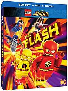 Download Film Lego DC Comics Super Heroes : The Flash (2018) Subtitle Indonesia