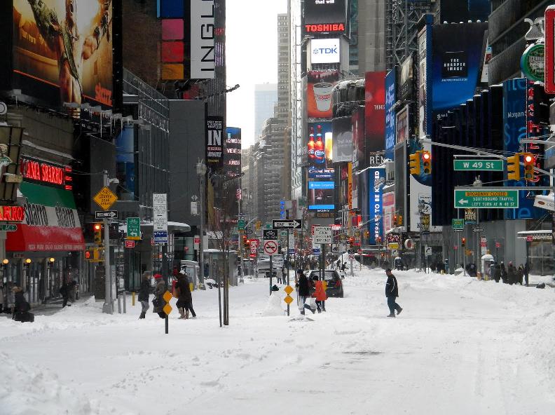 Condições Climáticas em Fevereiro