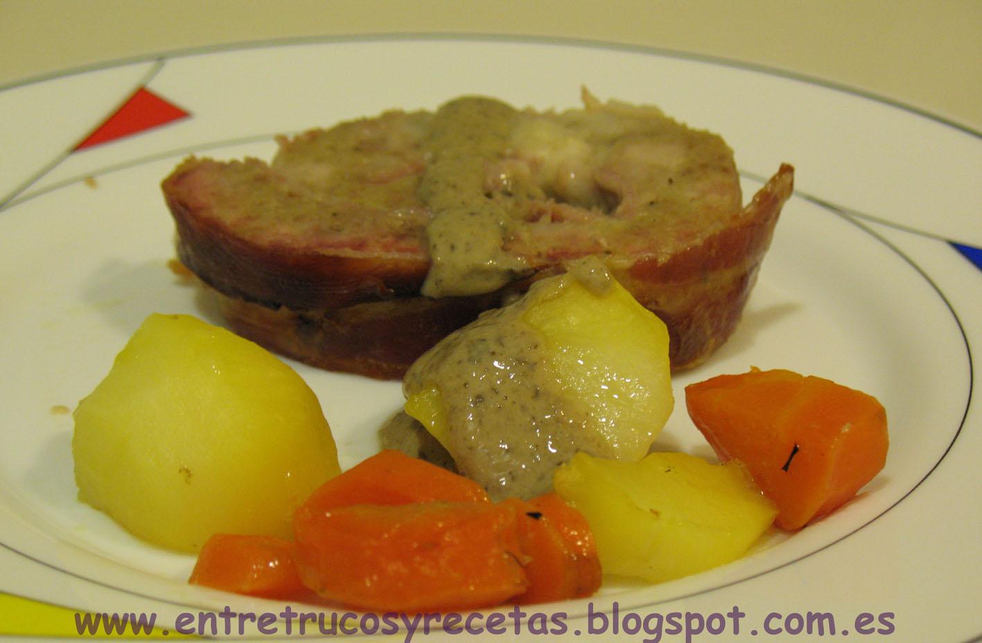 Entre trucos y recetas aprendemos de belleza rollo de - Guarniciones para carne en salsa ...