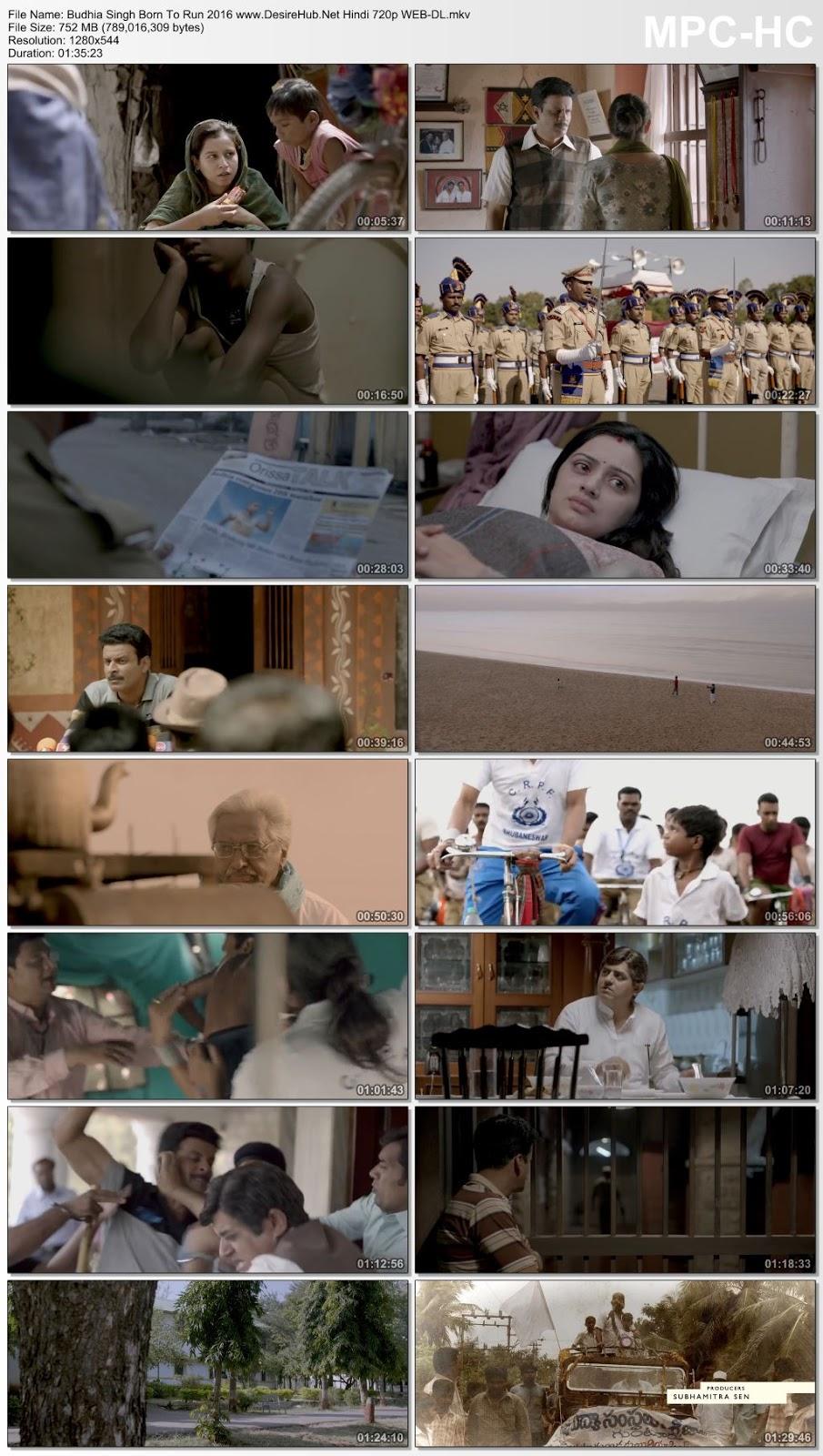 Budhia Singh Born To Run 2016 Hindi 720p WEB-DL 750MB Desirehub
