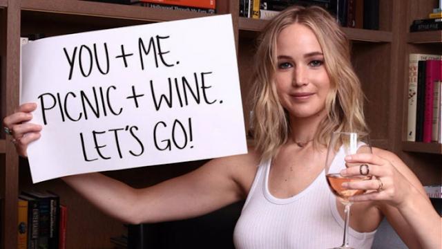 ¿Quieres una cita con Jennifer Lawrence? Puede ser realidad