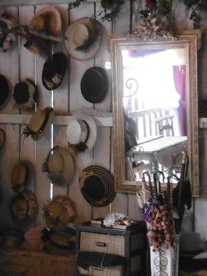 Parc le bournat, chapeaux malooka