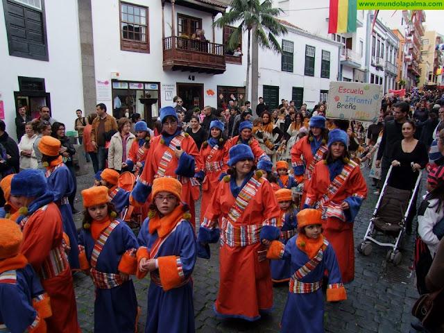 Vecinos y vecinas de Santa Cruz de La Palma ya pueden elegir el tema del próximo Carnaval