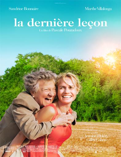 Ver La dernière lecon (2015) Online