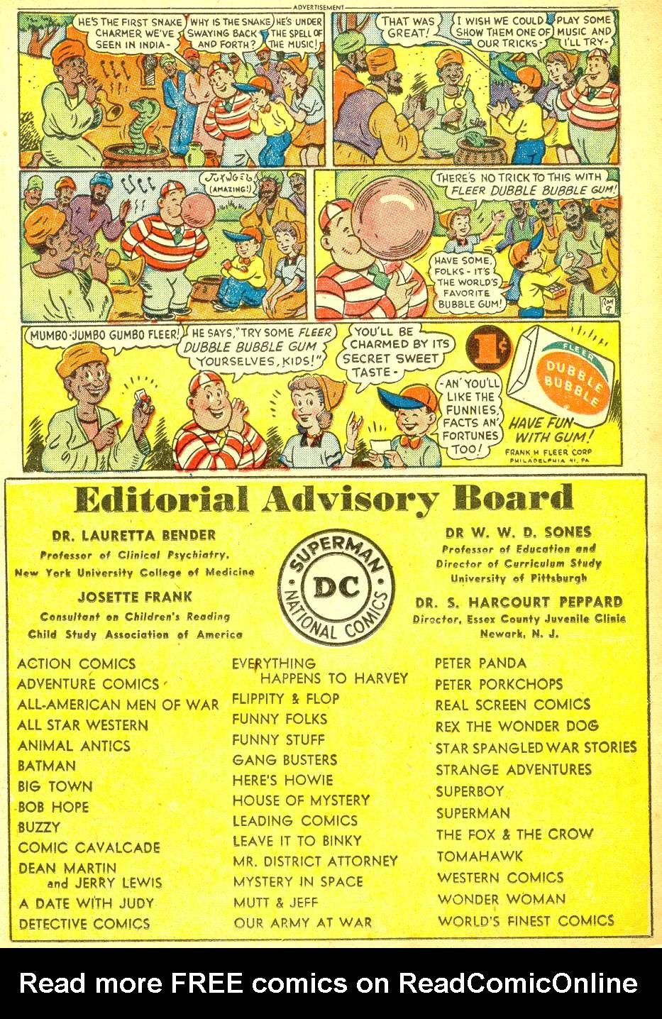Action Comics (1938) 187 Page 22