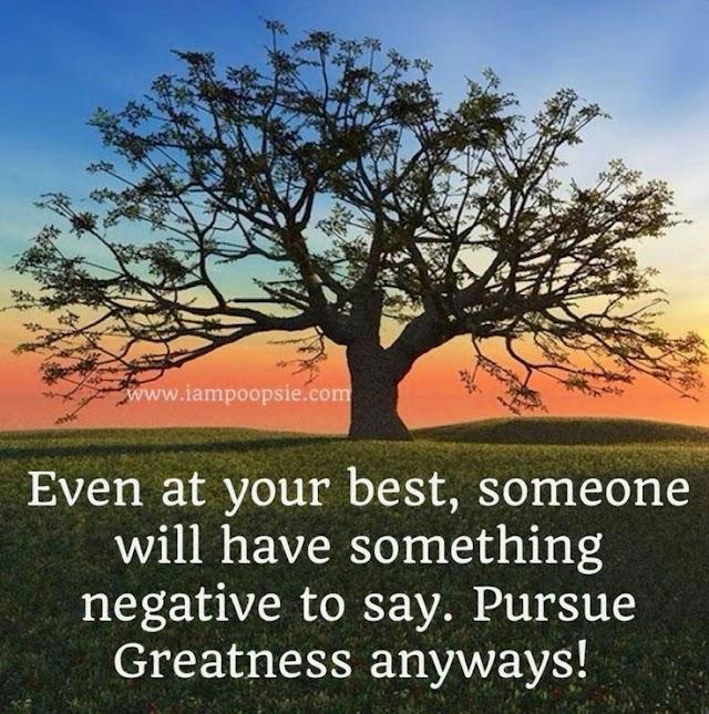 Motivasi | Pursue Greatness!