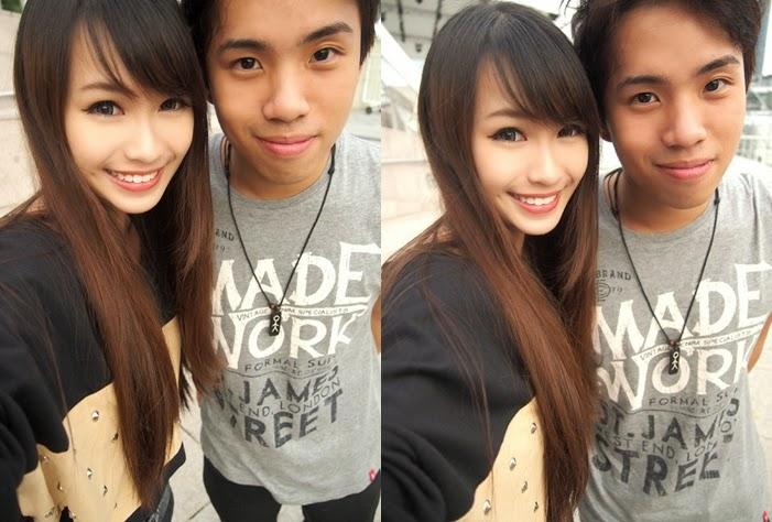 Jianhao and naomi dating
