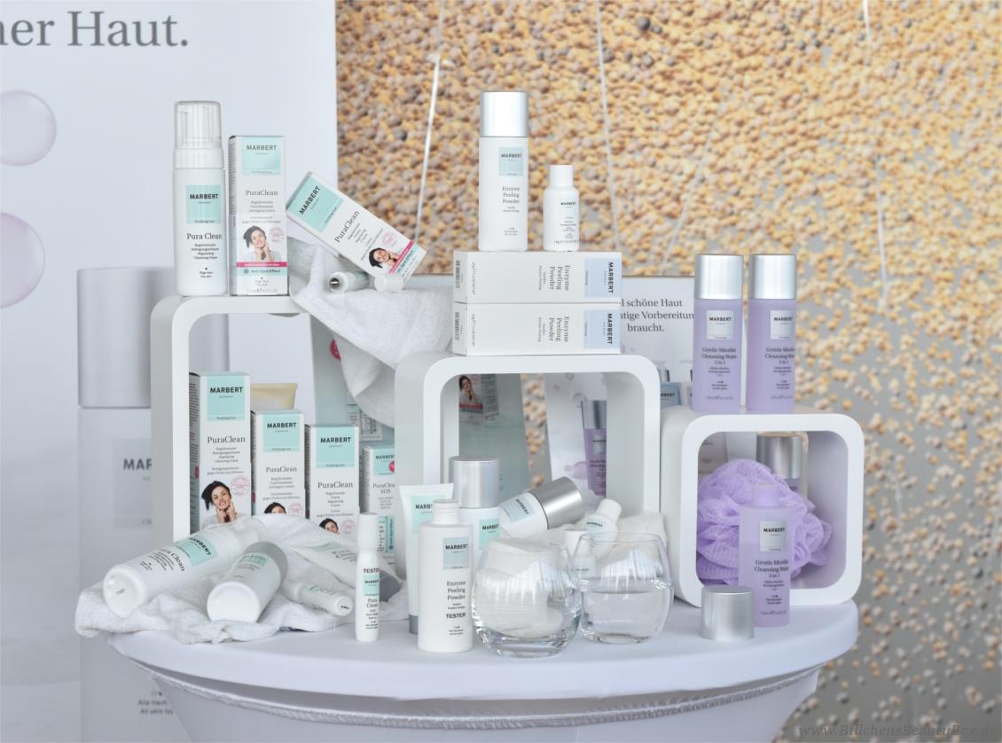 Beautypress Bloggerevent Juli 2017 - Marbert Pflege und Reinigung