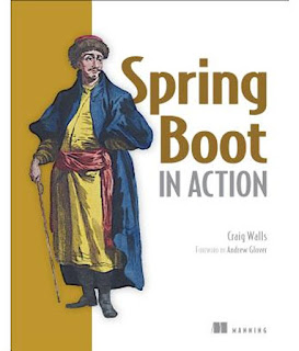 best book to learn Spring Boot for Java programmers