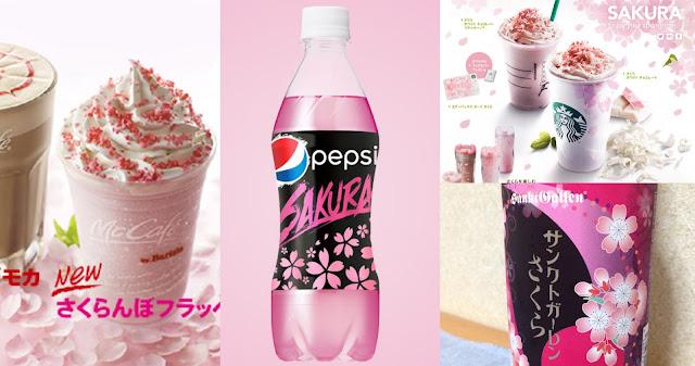 Pocket Hobby - www.pockethobby.com - Motivos para Conhecer o Japão na Primavera - Bebidas