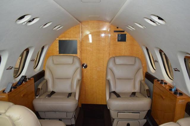 avión presidencial uruguayo