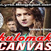 Dhulomakha Canvas Lyrics - Sesh Sangbad | Somlata Acharyya Chowdhury