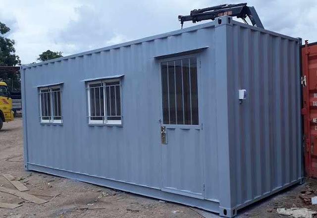 Mua Bán Container Văn Phòng Quận 8 Giá Rẻ, Chất Lượng