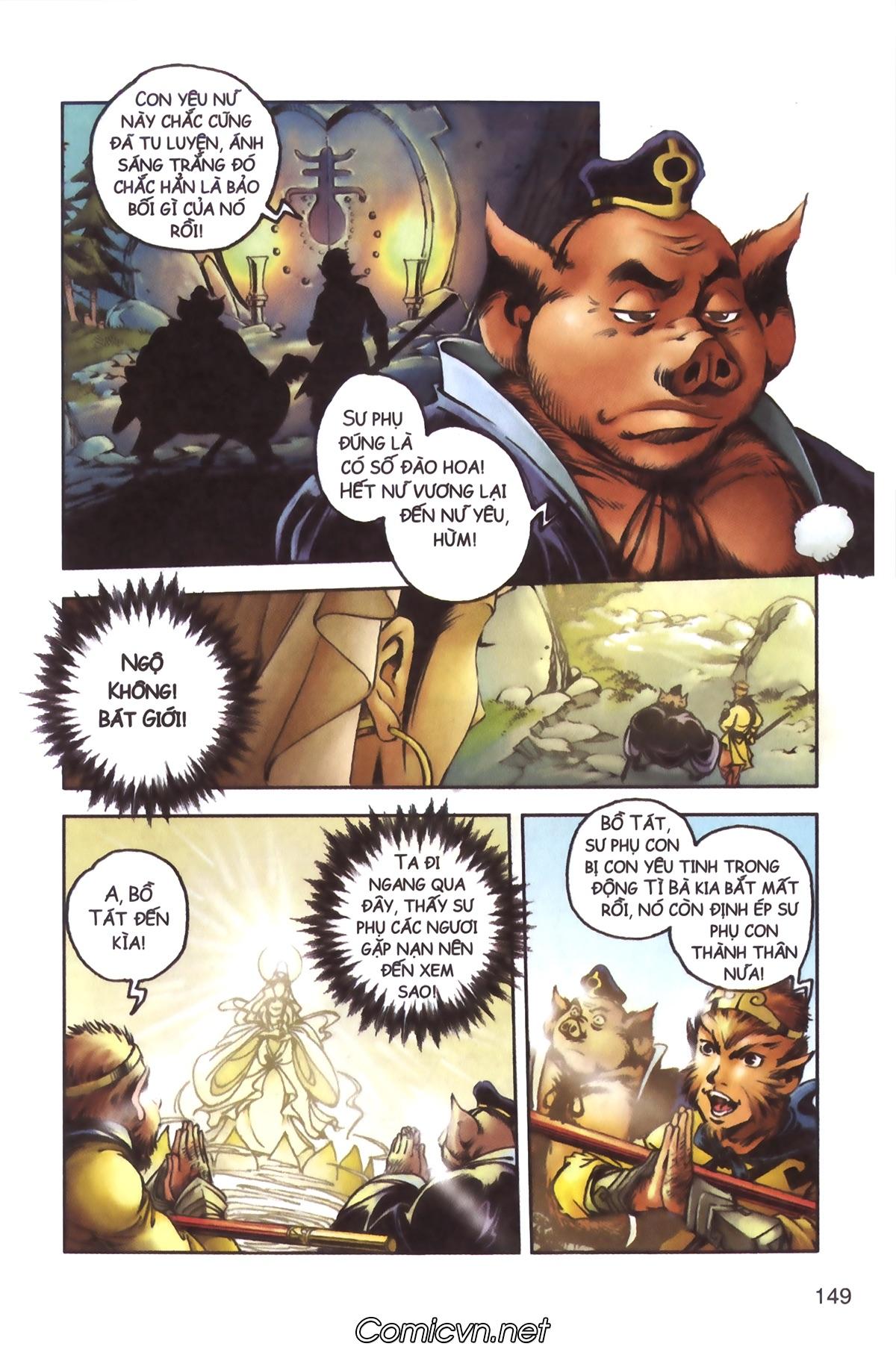 Tây Du Ký màu - Chapter 100 - Pic 8