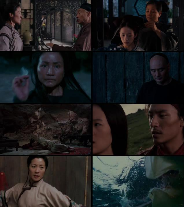 Crouching Tiger Hidden Dragon 2000 Dual Audio Hindi 720p BRRip