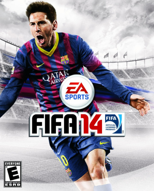 FIFA 14 PSP Free Download
