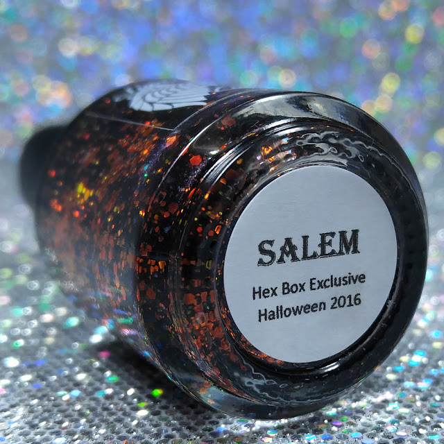 Supernatural Lacquer - Salem