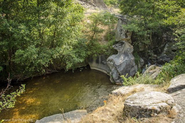 """Temnichki Vir"" - Gradeshka River - Gradeshnica village, Mariovo, Macedonia"