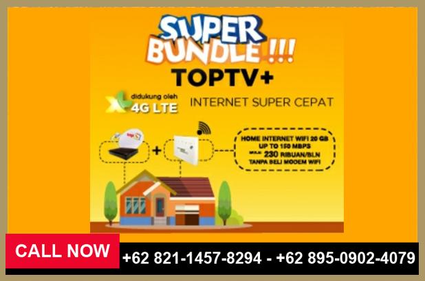 Cara Berlangganan Top TV Internet 2018 - 082114578294