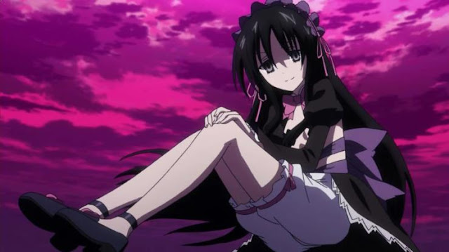 Ophis ( Highschool DxD ) - Top Immortal Anime Characters