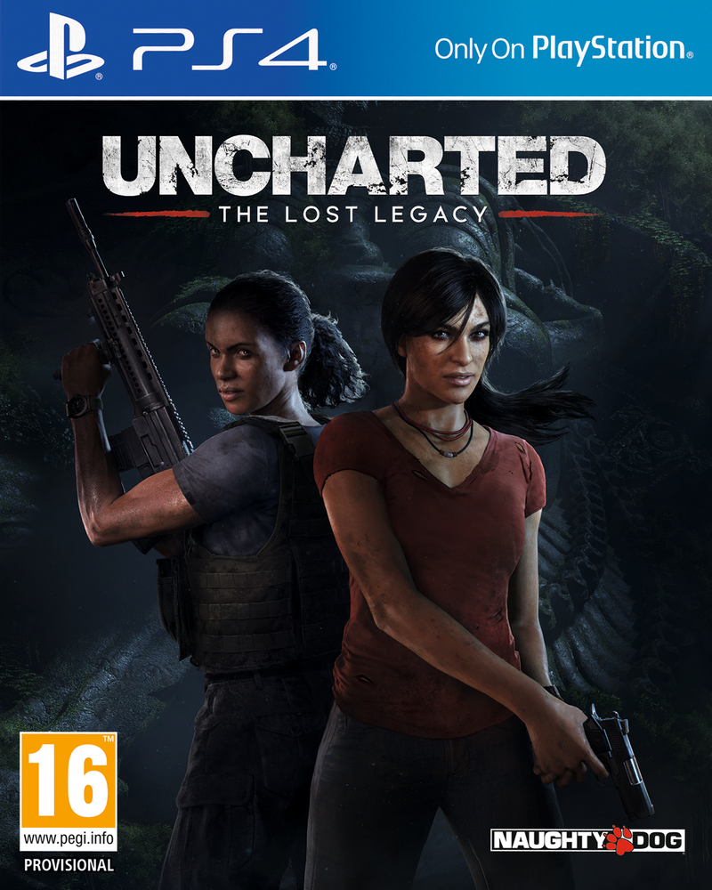 Uncharted: The Lost Legacy PS4 PKG 5 05 - Game-2u com