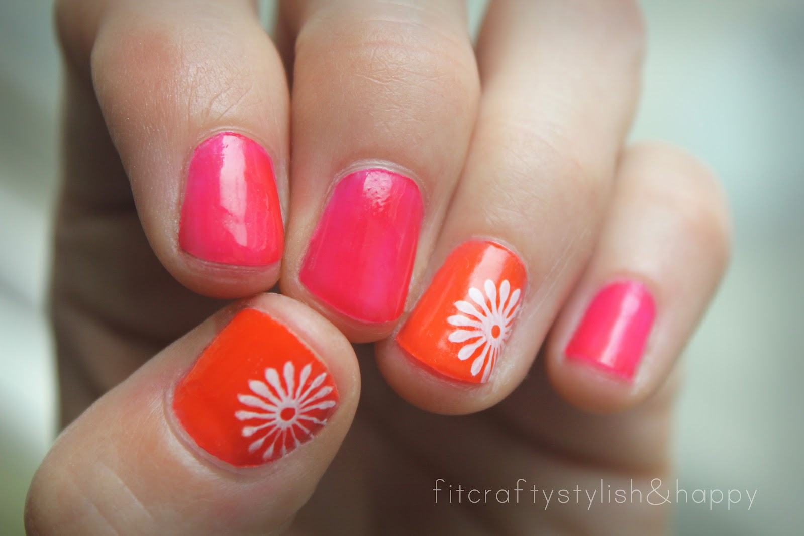 Summer Nail Designs - Pccala