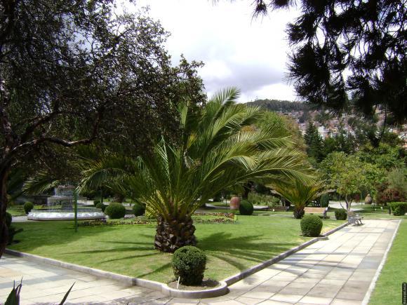 Jardín Botánico (Ciudad de La Paz) | MiBolivia.Net Noticias de ...