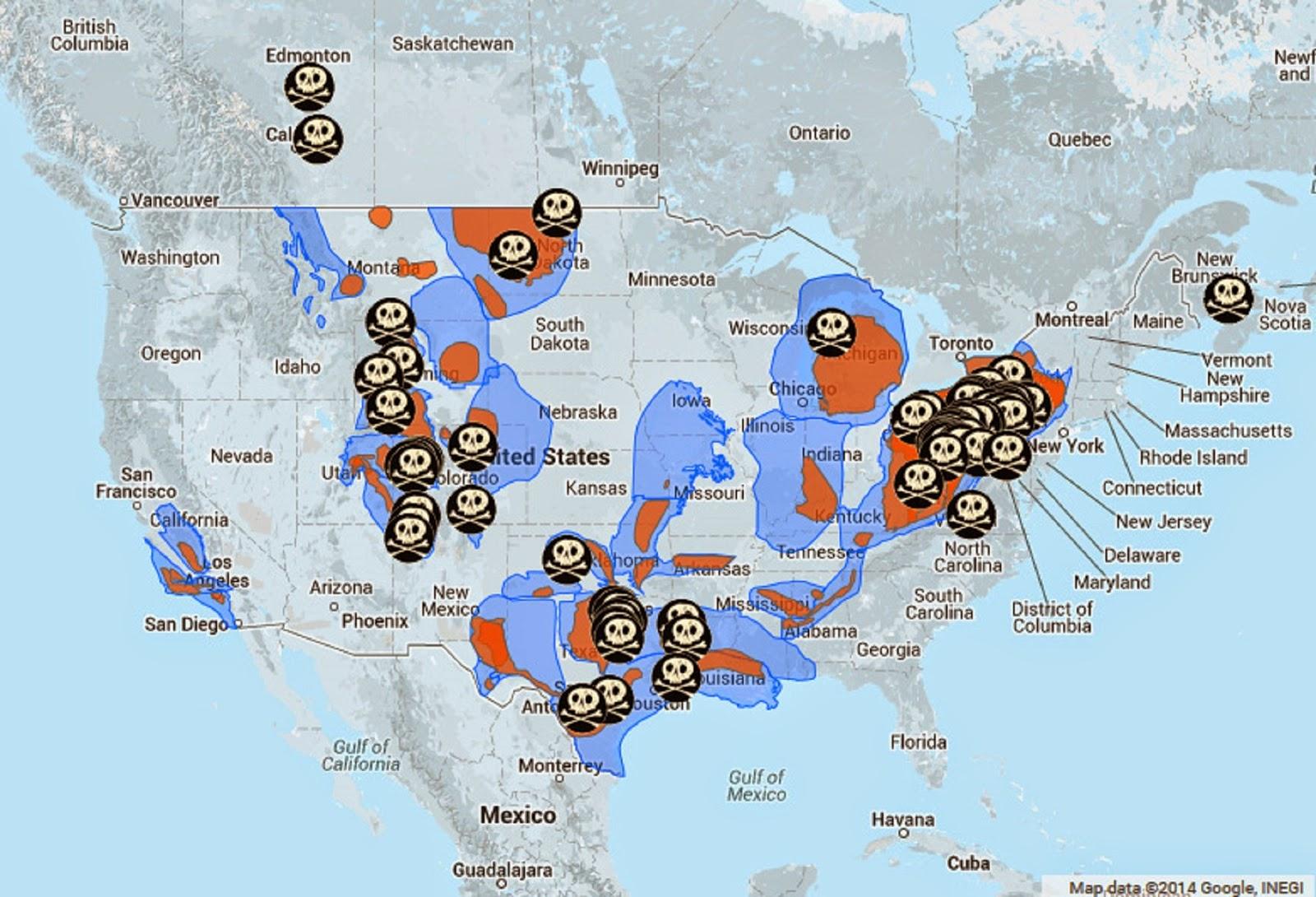 o movimento ativista ambiental dos estados unidos faz uma guerra total contra o fracking e a poluicao da agua resultante