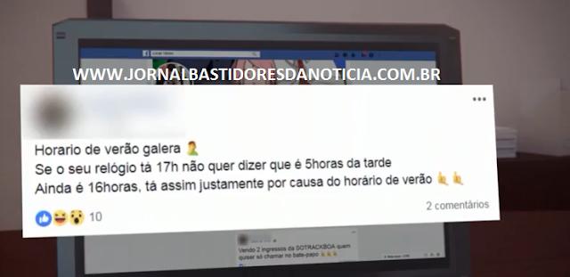 Brasileiros são surpreendidos