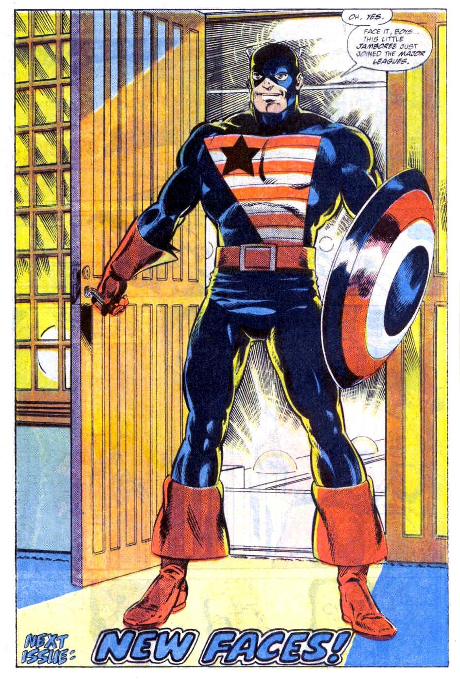 Captain America (1968) Issue #354b #287 - English 23