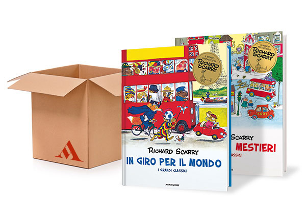 Libri Richard Scarry