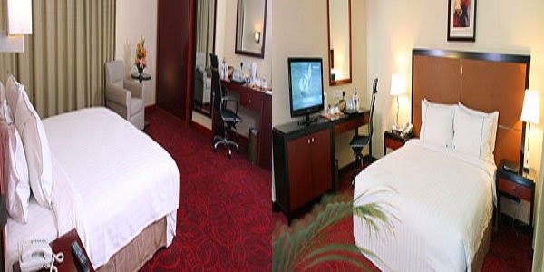 Room rates of Dhaka Regency Hotel in Bangladesh