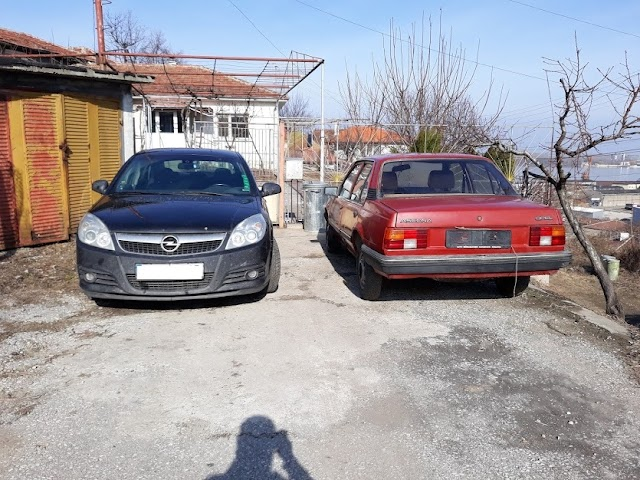 Opel generations - Ascona and Vectra
