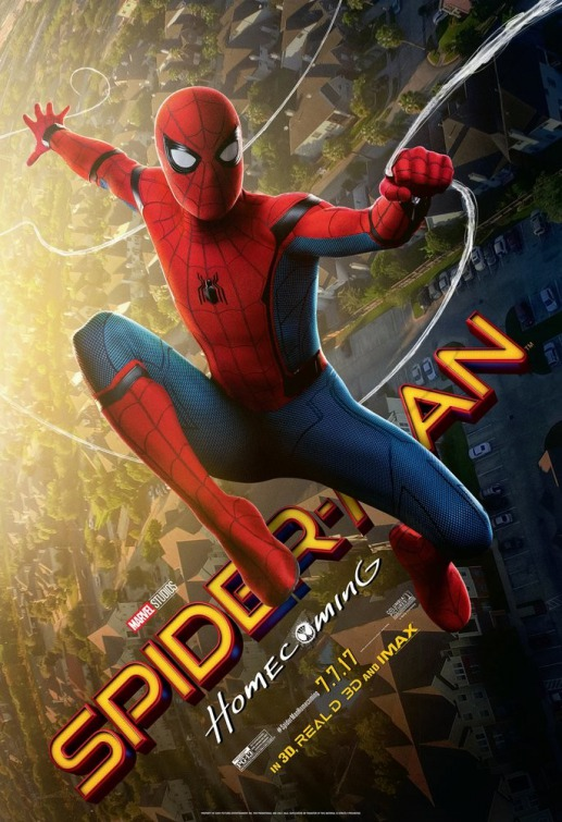 SPIDER-MAN: HOMECOMING Trailers, Clips, Featurettes ...