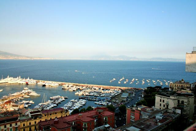 mare, acqua, porto, case, palazzi, barche,veduta