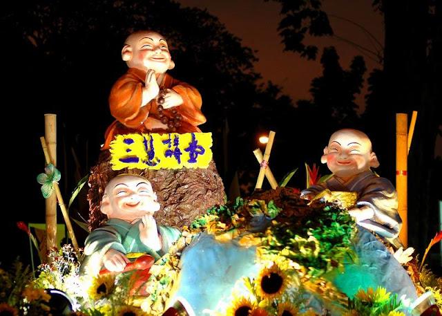 Vesak Day Celebrations In Malaysia