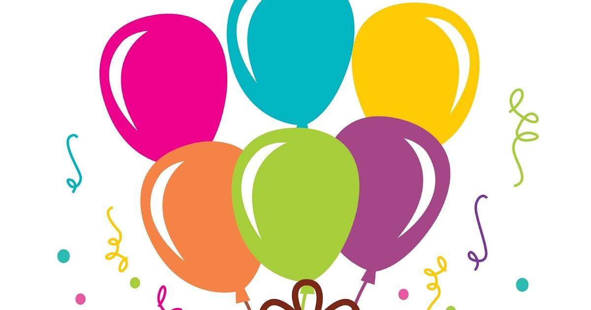 Andrea Cabrera: Imagen Globos Para Cumpleaños