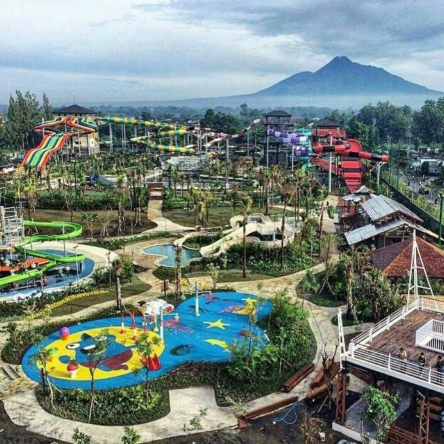 Jogja Bay Waterpark Terbesar Di Indonesia Yang Ada Di Yogyakarta Update Pengetahuanmu