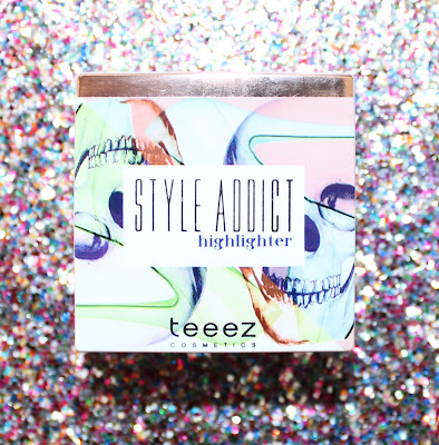 Teeez Style Addict Highlighter in Body Heat