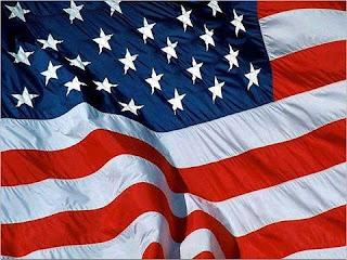 Imagem de Uma Bandeira dos EUA