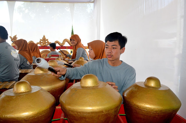Mengenal Alat Musik Kenong, Gamelan Jawa yang Kurang Disukai Ketambang Orkes Melayu