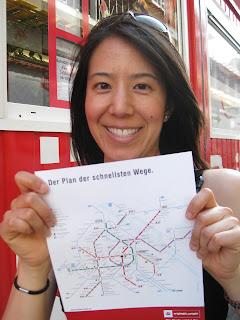 Scored a subway map!